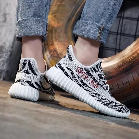 Boost Zebra Affordable Yeezy | Poshmark